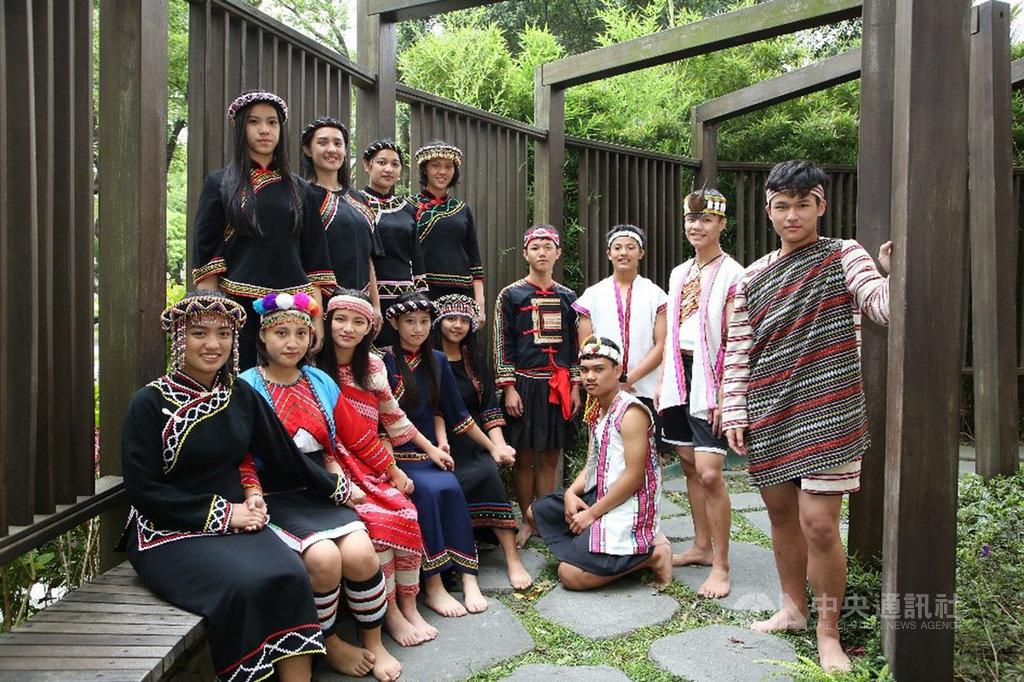 台灣原聲國際學院13日將來新加坡交流,這群來自布農族與泰雅族的原住民學子將傳唱布農族傳統歌謠,透過天籟嗓音給聽眾帶來音樂饗宴。(原聲國際學院提供)中央社記者黃自強新加坡傳真 108年7月12日