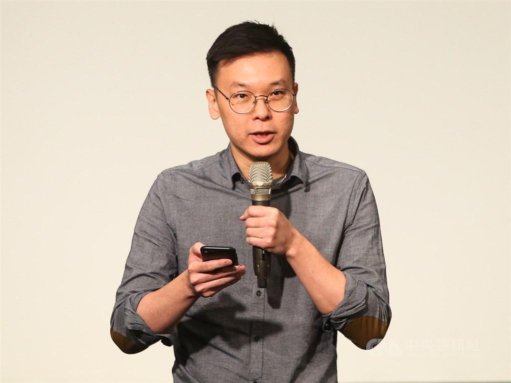 太陽花學運領袖林飛帆(圖)將接任民進黨副秘書長,預計15日上任。(中央社檔案照片)