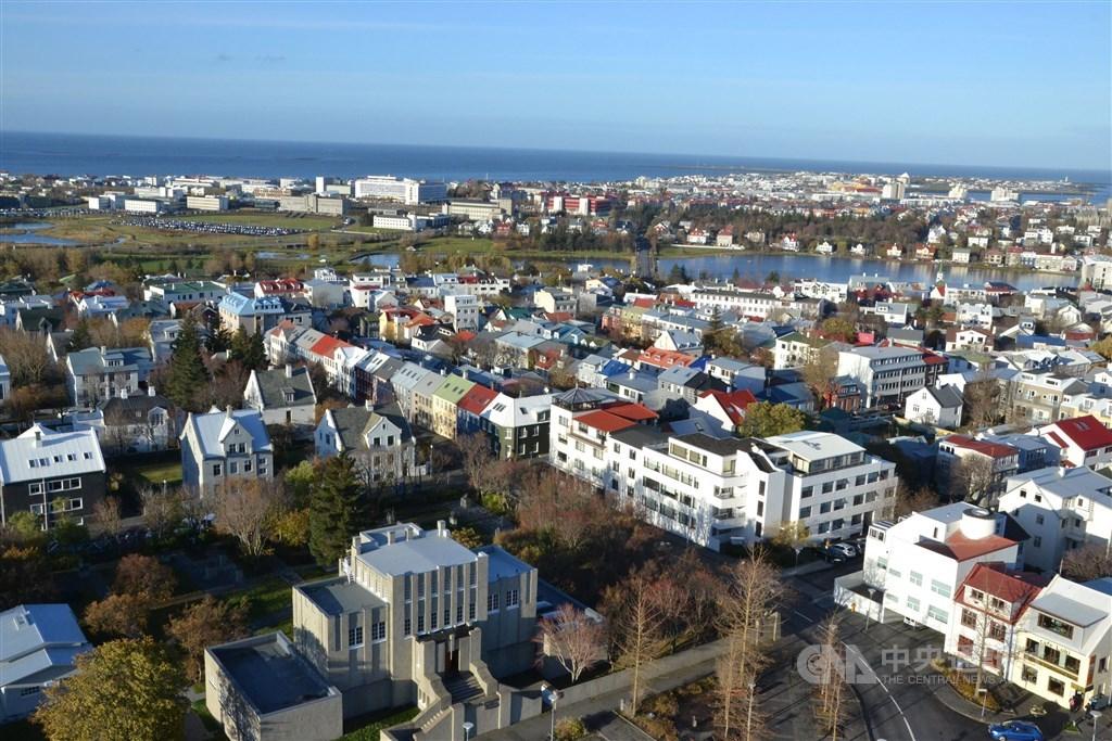 根據統計,冰島的消費物價比歐洲平均高出56%,是歐洲之冠。(中央社檔案照片)