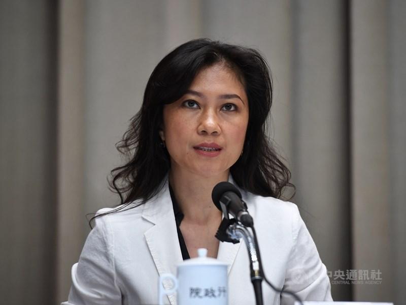中國禁止影視人員參與2019年金馬獎,行政院發言人Kolas表示,「這是中國方面的損失」。(中央社檔案照片)