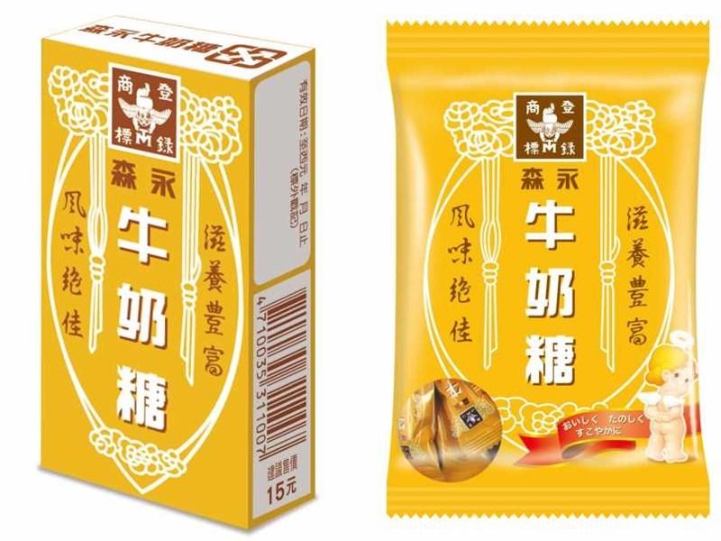台灣森永製菓股份有限公司表示,這次森永牛奶糖未驗出牛奶成分,食藥屬檢測主要是針對牛的DNA,測不出DNA有很多可能原因,已提出證明證實有添加乳製品原料。(圖取自森永製菓網頁morinaga.com.tw)