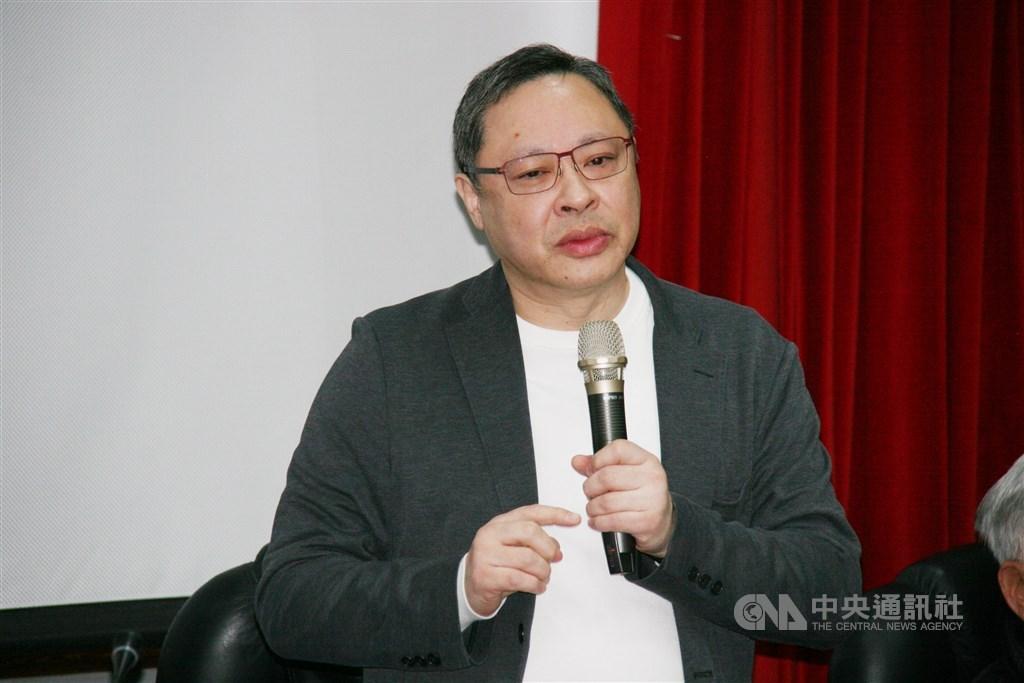 香港「占中運動」發起人戴耀廷4月被判刑入獄後,15日獲法庭批准交保外出。(中央社檔案照片)