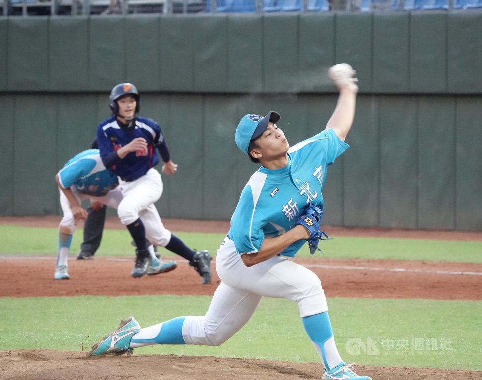 台灣旅日球員有望再多1人,據了解,U18世界盃青棒賽中華培訓隊左投王彥程(圖),近日已與日本樂天隊達成合約共識。(檔案照片)中央社記者謝靜雯攝  108年8月18日