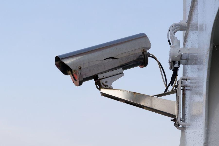 中國城市監控世界之最,預測至2022年,平均每兩人就被一台監視器盯著。(示意圖/圖取自Pixabay圖庫)