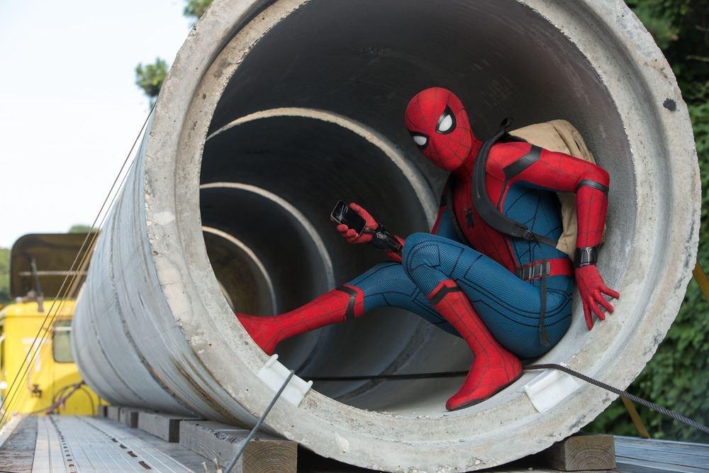 好萊塢媒體20日報導,由於迪士尼與索尼「分享」蜘蛛人談判破局,蜘蛛人可能往後不會再客串演出漫威電影。(圖取自facebook.com/SpiderManMovie)