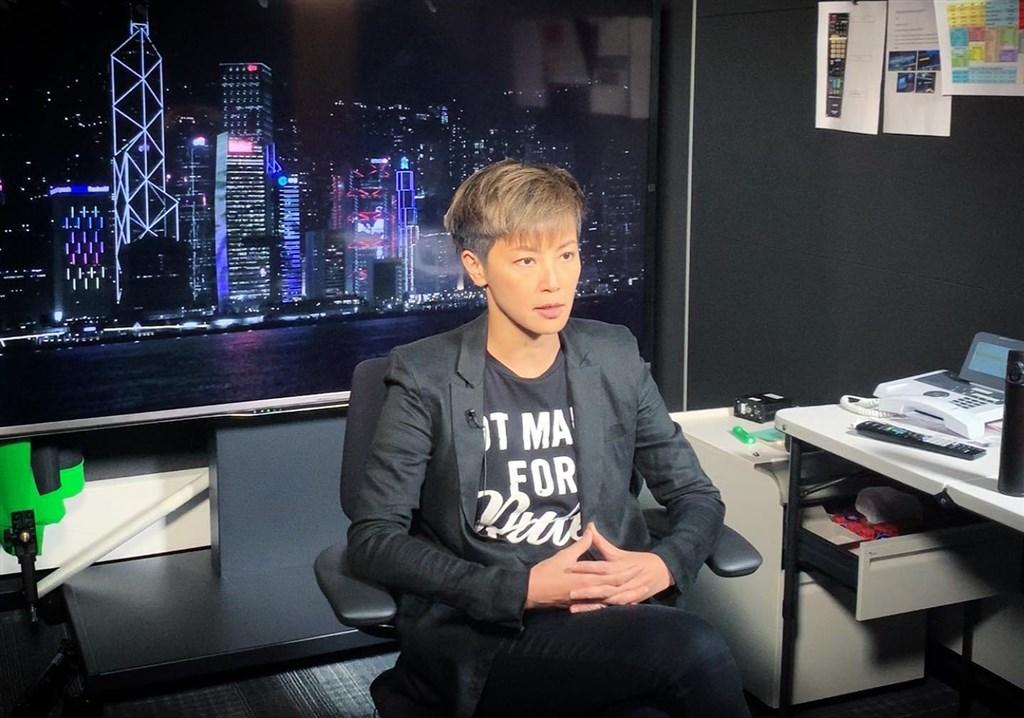 香港警方30日大舉逮捕「反送中」核心參與者之際,港媒報導,歌手何韻詩(圖)突然離港飛往澳洲。(圖取自facebook.com/HOCCHOCC)