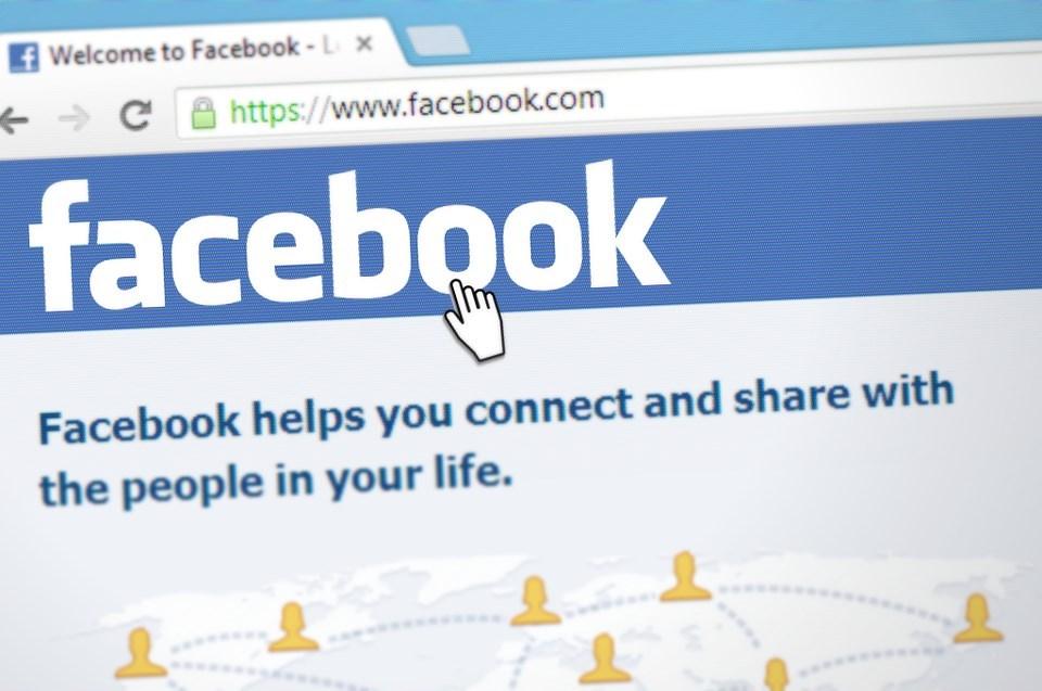 美國媒體TechCrunch報導,一個未受保護的伺服器內含超過4億筆臉書用戶資料,任何人都可以取得這些資料。(圖取自Pixabay圖庫)