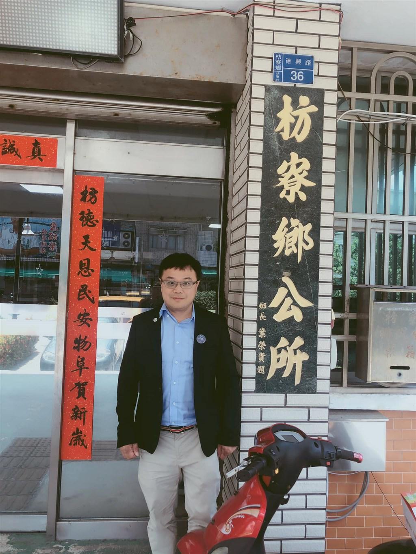 一名在北京執業的中國律師表示,國台辦指台灣人李孟居(圖)被「依法審查」,而非「調查」。在中國法律上,代表李孟居個人(或同夥)的違法事實「還在認定中」。(圖取自李孟居臉書facebook.com)
