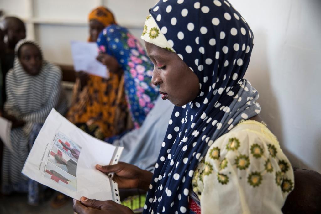 紅十字國際委員會12日在一份報告中表示,博科聖地過去10年來引發衝突,至今約2萬2000人仍然下落不明。(圖取自twitter.com/ICRC)