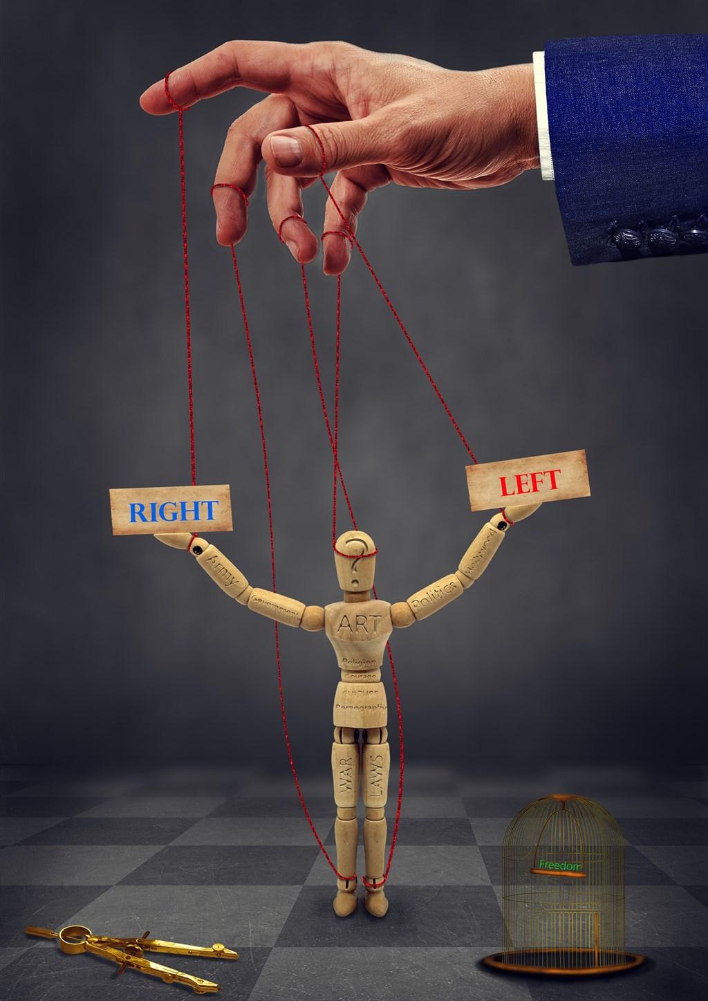 「極端政治的誕生」用大數據+生物政治學+政治心理學+民調,解析對政治立場「另一邊」的敵意究竟是從何而來。(示意圖/圖取自Pixabay圖庫)