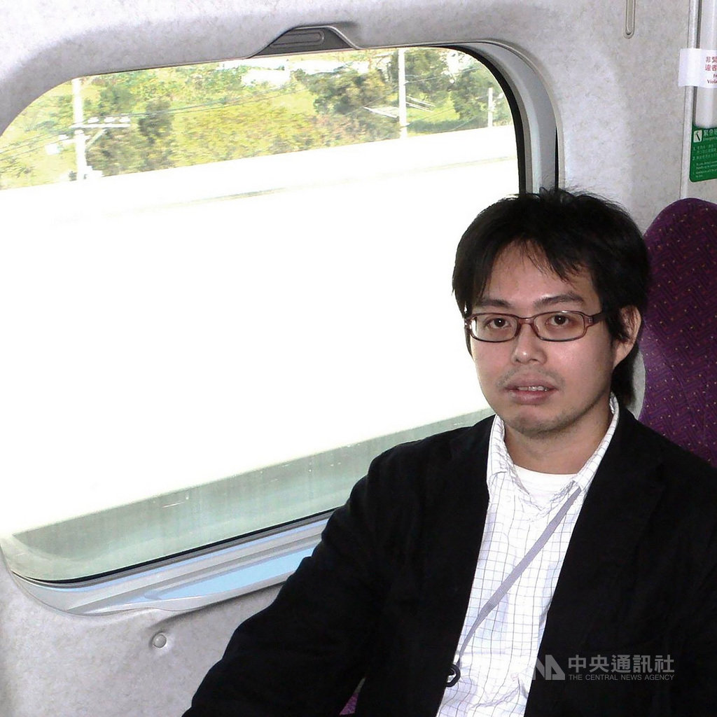 文化部17日宣布,國家鐵道博物館籌備處主任一職,將由台灣師範大學地理系教授洪致文擔任,預定10月1日上任。(文化部提供)中央社記者趙靜瑜傳真  108年9月17日