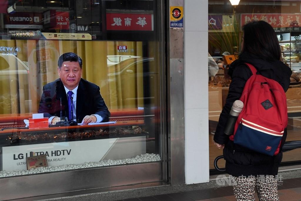 根據國安團隊與多國情資,中國領導人習近平因應10月召開的中共四中全會,主導預算無上限的「台灣介選計畫」,在外交、軍事與觀光等各層面全面打壓台灣。(中央社檔案照片)