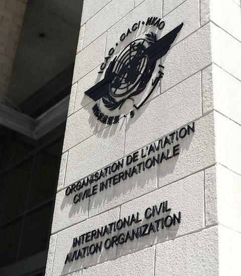 民航局今年再度致函ICAO,呼籲ICAO接納台灣參與,達到無縫天空目標,仍未獲同意。(圖取自facebook.com/InternationalCivilAviationOrganization)