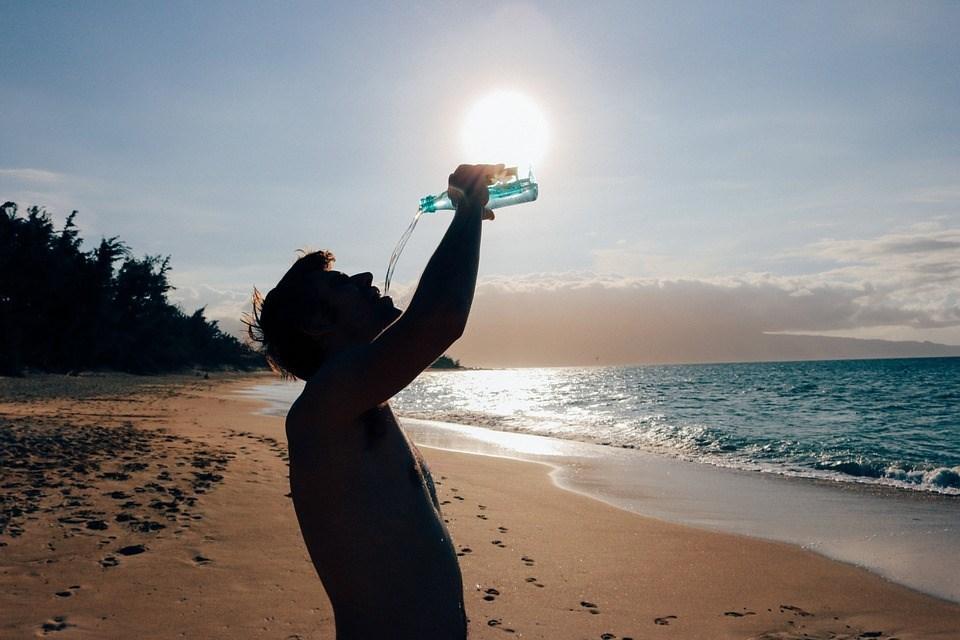 聯合國22日發表報告指出,2015年至2019年將成為有紀錄以來最熱的5年。(示意圖/圖取自Pixabay圖庫)