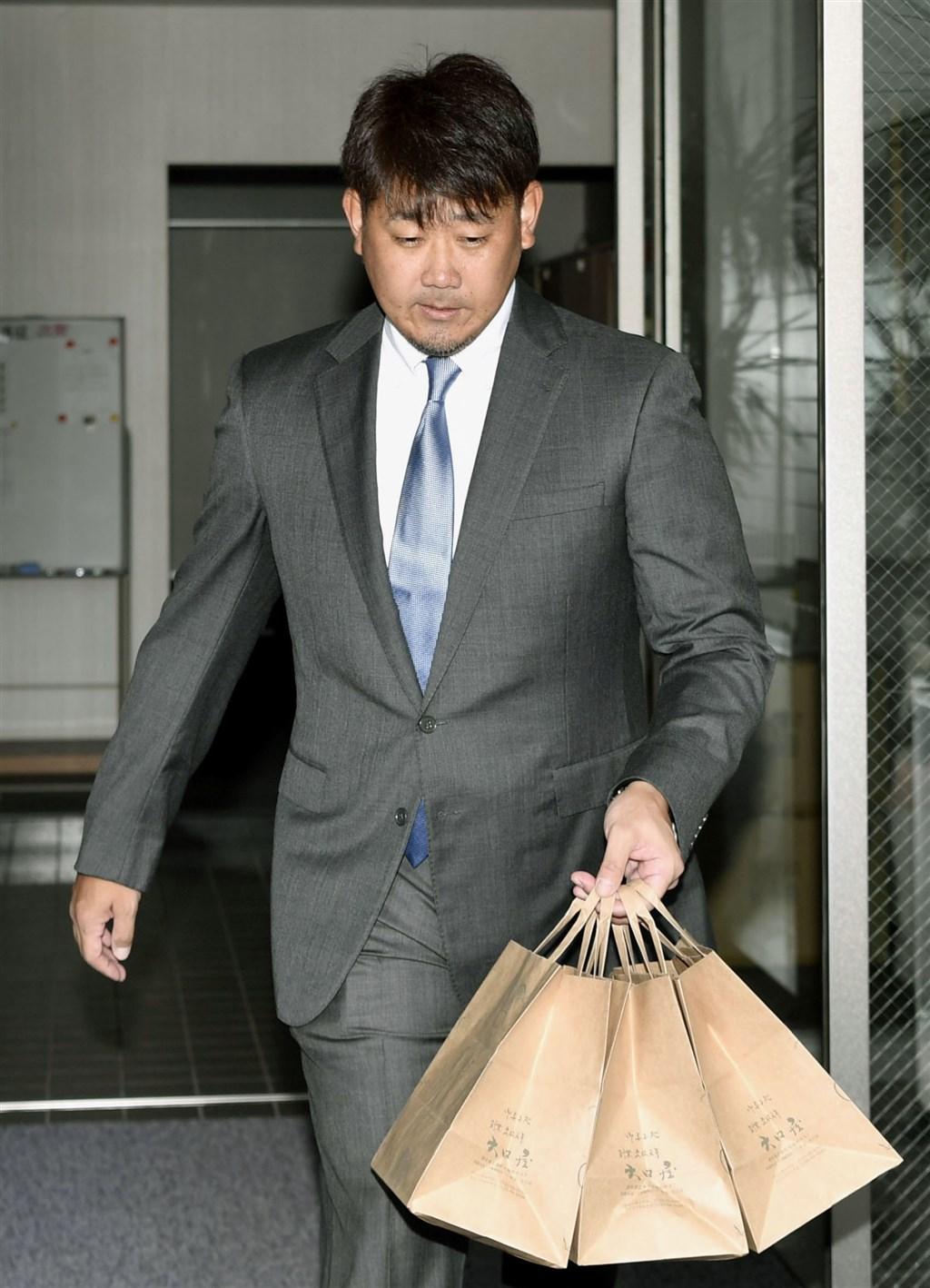 日職中日龍隊39歲投手松坂大輔,向球團表明本季結束後離隊獲得同意,接下來可能以自由契約選手找尋下支球隊。(共同社提供)