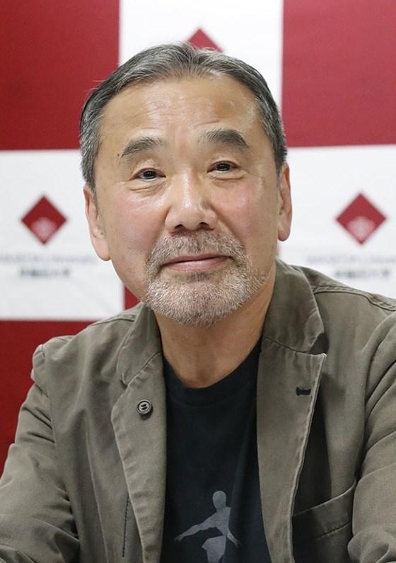 諾貝爾文學獎2018年及2019年的獲獎者預計10日公布,日本作家村上春樹是否獲獎受到關注。(共同社提供)