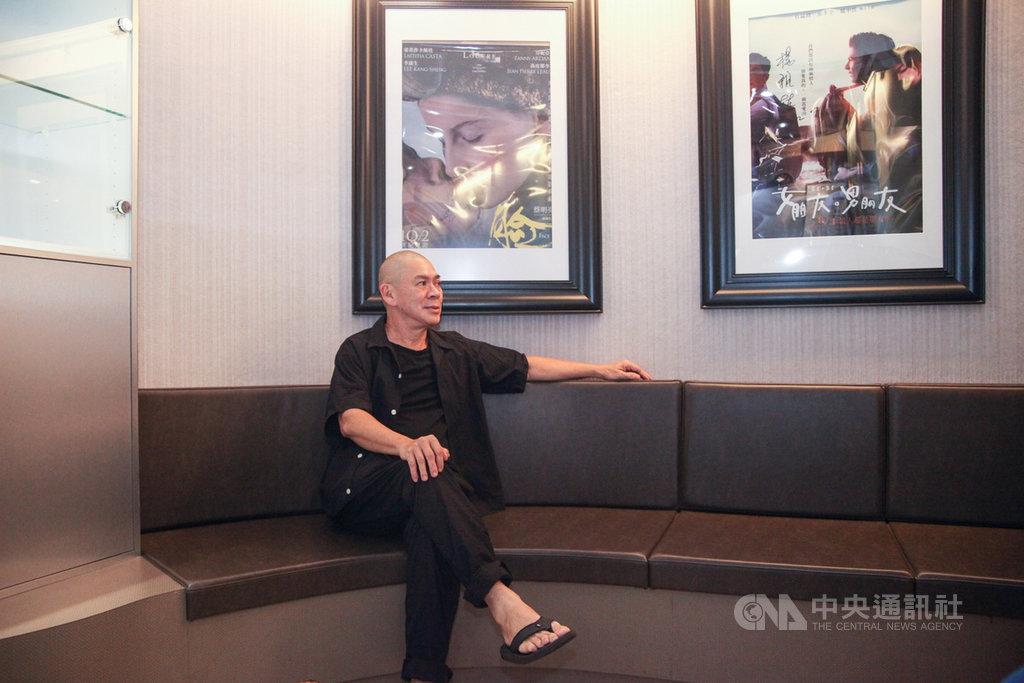 電影導演蔡明亮11日出席2019高雄電影節「天橋不見了」數位修復版放映活動,談到「天橋不見了」完成數位修復,重新和影迷見面,蔡明亮說,「最近開始回頭去看過去的創作,發現它們都沒有被時間淘汰」。(高雄電影節提供)中央社記者洪健倫傳真  108年10月11日