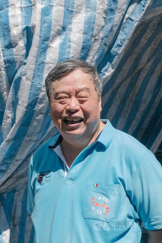 第10屆總統文化獎在地希望獎得主方荷生,20日將出席「想像下一個20年的台灣文化」論壇,和眾人討論「城市造反與社區再造」。(文總提供)中央社記者鄭景雯傳真 108年10月15日