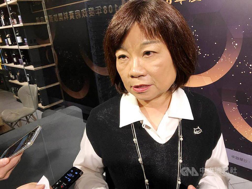 國發會主委陳美伶表示,將著手制定「開放資料法」,預計明年底前提出草案。中央社記者吳柏緯攝 108年10月17日