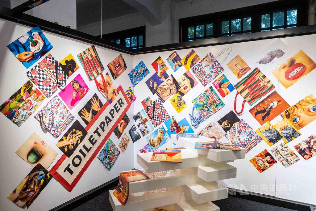 台灣設計館為展現經典與創意的融合與碰撞,舉辦「義式百變風格」主題特展,挖掘義大利品味、迷人的多元面貌。(台灣創意設計中心提供)中央社記者鄭景雯傳真 108年10月21日