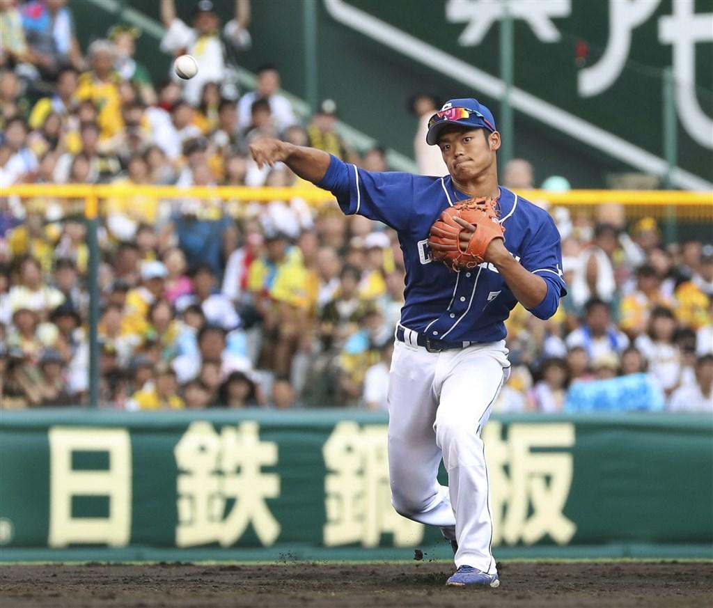 亞洲冬季棒球聯盟11月23日開打,日職聯隊中日龍潛力新秀根尾昂(圖)受矚目。(共同社提供)