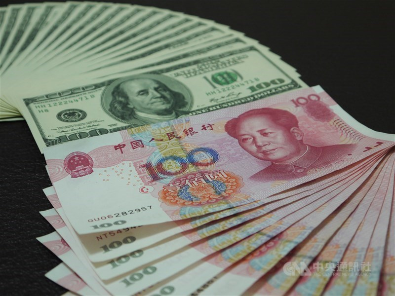 根據世界貿易組織21日公布的文件,中國要求准許對價值24億美元的美國貨品實施報復制裁。(中央社檔案照片)