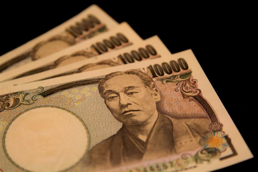 台銀最新牌告匯率22日日圓現鈔賣出價來到0.2848元,再創逾5個月的新低紀錄。(圖取自PAKUTASO圖庫)