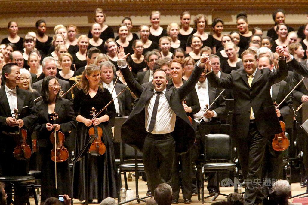 費城管弦樂團即將來台舉行音樂會,10月31日、11月1日在台北國家音樂廳演出,帶來傳誦超過一世紀的「費城之聲」。(牛耳藝術提供)中央社記者趙靜瑜傳真  108年10月23日