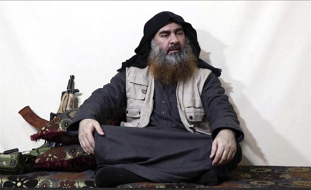 在伊斯蘭國最意氣風發的年代,巴格達迪堪稱殘忍、毅力、野心的象徵。(檔案照片/美聯社)
