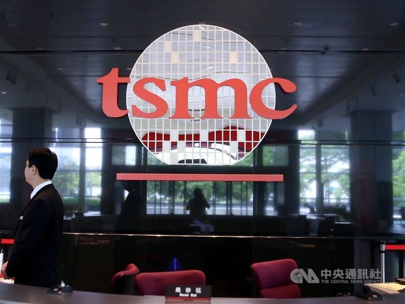 英國金融時報報導,美國正催促台灣政府限制台積電(圖)替華為生產半導體,以及更嚴格管制對中國的科技輸出。(中央社檔案照片)