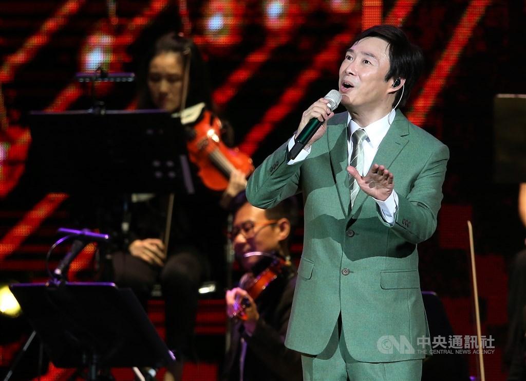 歌手費玉清「2019告別演唱會」7日晚間將在台北小巨蛋舉行最終場。(中央社檔案照片)