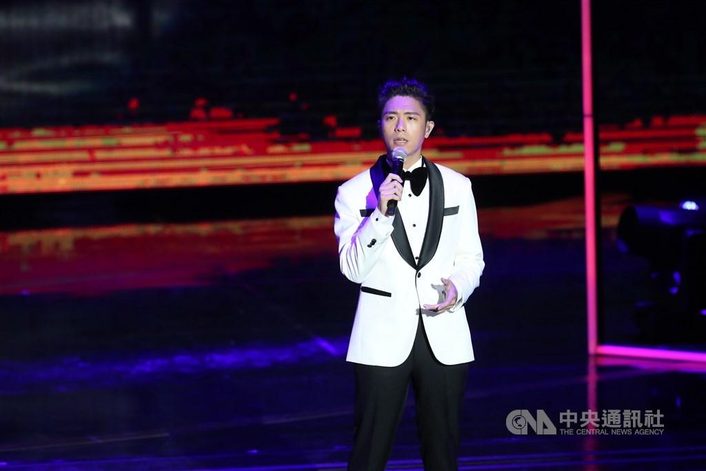 歌手韋禮安去年9月宣告不再與福茂唱片續約,但雙方對合約解讀無共識,衍生糾紛。(中央社檔案照片)