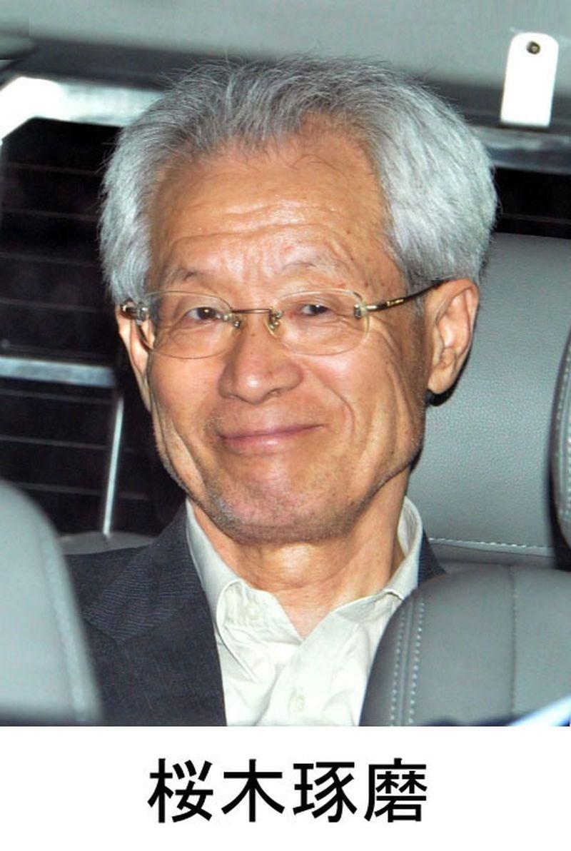 日本愛知縣稻澤市前議員櫻木琢磨2013年10月在廣州搭機時,被查獲攜毒被捕,8日遭判處無期徒刑。(檔案照片/共同社提供)