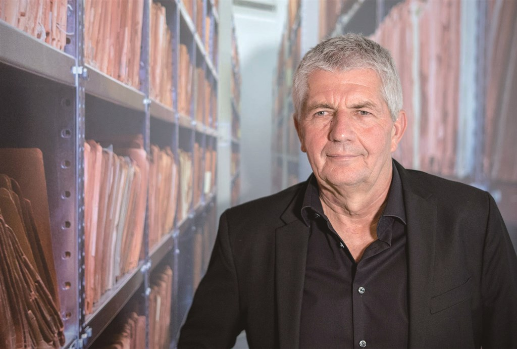 楊恩2011年接任史塔西檔案局( Stasi- Unterlagenbehörde)局長,負責管理前東德國家安全部的情治檔案供民眾調閱。(史塔西檔案局提供)