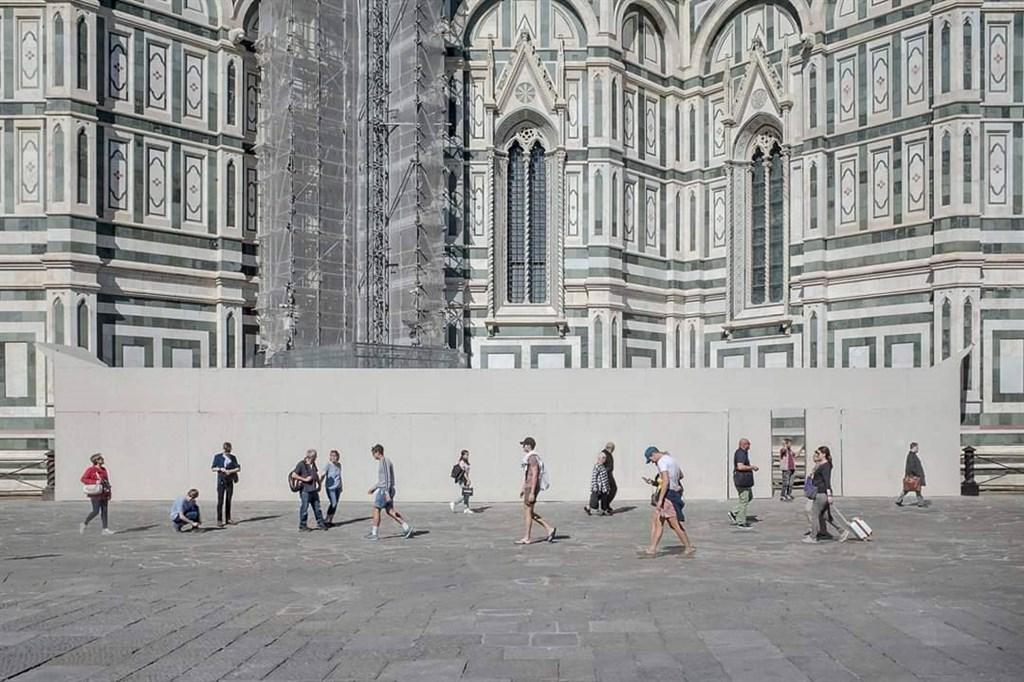 第12屆義大利佛羅倫斯雙年展得獎名單揭曉,攝影家廖哲毅榮獲攝影類首獎。圖為攝影作品。(Anche studio提供)