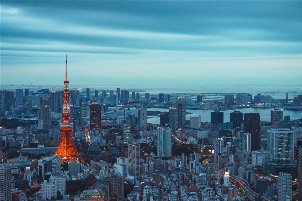 旅行社統計,2020年春節機票買氣相較2019年成長3成,最熱門的地點依序為日本東京(圖)、日本大阪以及泰國曼谷。(示意圖/圖取自Unsplash圖庫)
