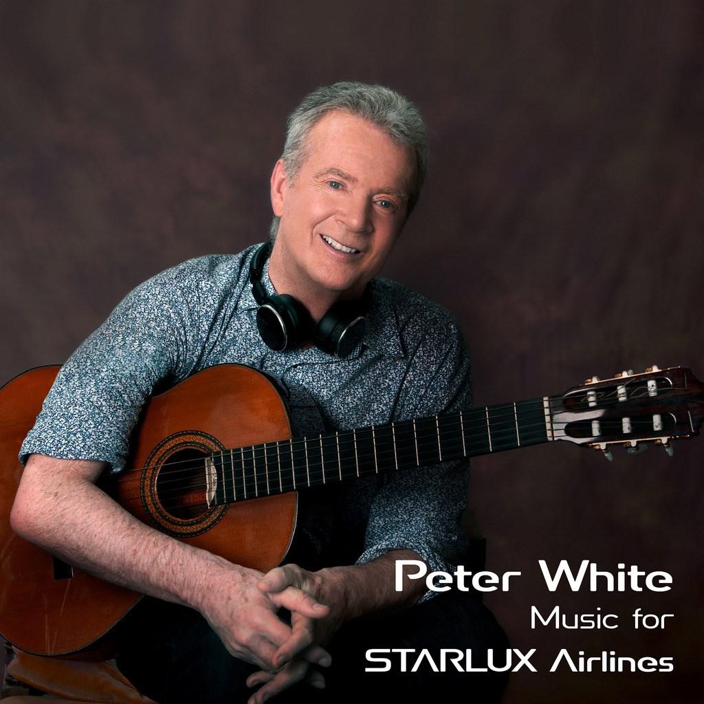 星宇航空預定2020年1月23日首航,18日公布6首登機及降落的機上音樂,全部由大師級的爵士樂巨擘Peter White量身打造。(星宇航空提供)中央社記者汪淑芬傳真 108年11月18日
