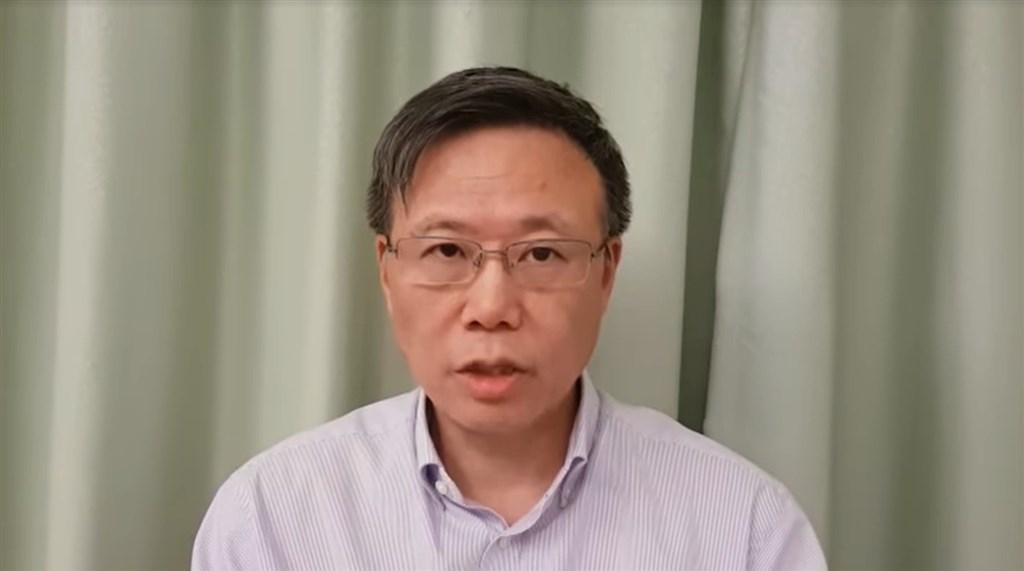 香港理工大學17日爆出警民衝突。理大校長滕錦光透過影片表示曾想到現場但警方指太危險,還稱警方容許在理大校內的示威者和平離開校園。(圖取自facebook.com/standnewshk)