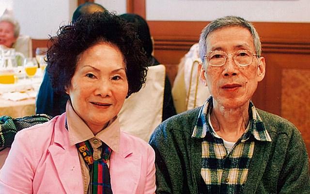 本土唱片公司上揚唱片老闆娘張碧(左)18日早上過世,享壽82歲。(圖取自開放博物館共享資源;典藏者國立傳統藝術中心臺灣音樂館,CC BY-NC-SA 3.0 TW)