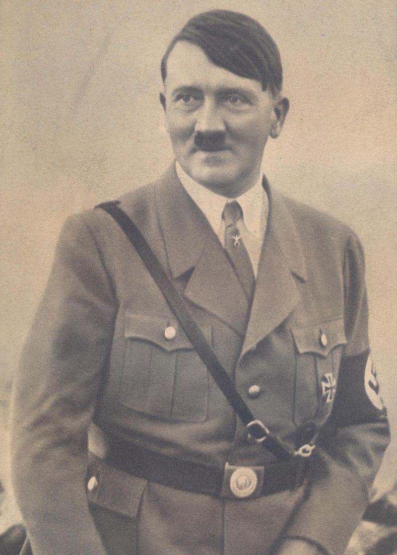 奧地利內政部19日宣布,納粹德國領導人希特勒出生的樓房將被改建為警察局。(圖取自維基共享資源,版權屬公有領域)
