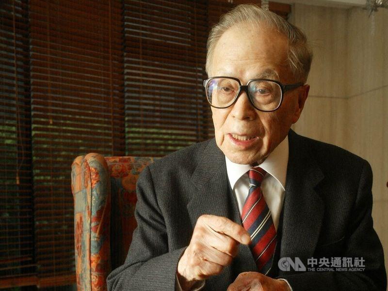 葉明勳頭銜眾多,但他衷心自我期許的,始終是一個新聞從業員。(中央社檔案照片)