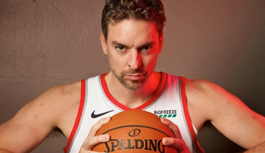 曾奪下兩次美國職籃NBA總冠軍的賈索20日表示,他已遭波特蘭拓荒者釋出。(圖取自facebook.com/paugasol)