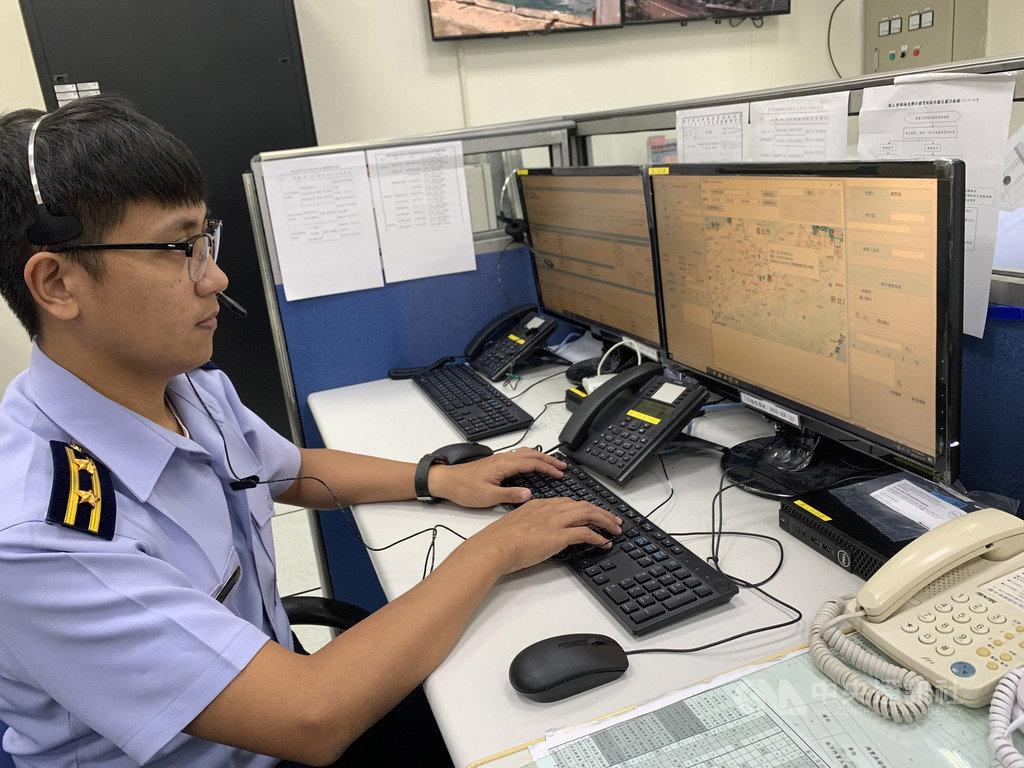 海洋委員會海巡署2日表示,為提升民眾報案處理時效和配合組織調整,「118海巡服務系統」更新計畫已完成建置啟用。(海巡署提供)中央社記者黃麗芸傳真 108年12月2日