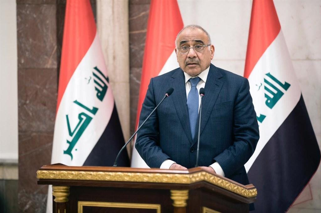 伊拉克國會通過總理馬蒂請辭案,預料巴格達政壇可能再陷2018年5月大選後的權力爭奪戰,恐引發政治危機。(圖取自facebook.com/Adil.Abd.Al.Mahdi1)