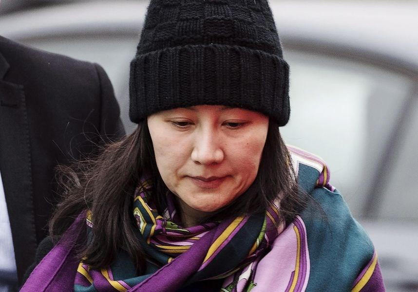 華為財務長孟晚舟被拘捕一年後發表公開信,感謝華為員工對她的支持,還稱讚加拿大民眾、獄警和獄友十分善良。(檔案照片/美聯社)