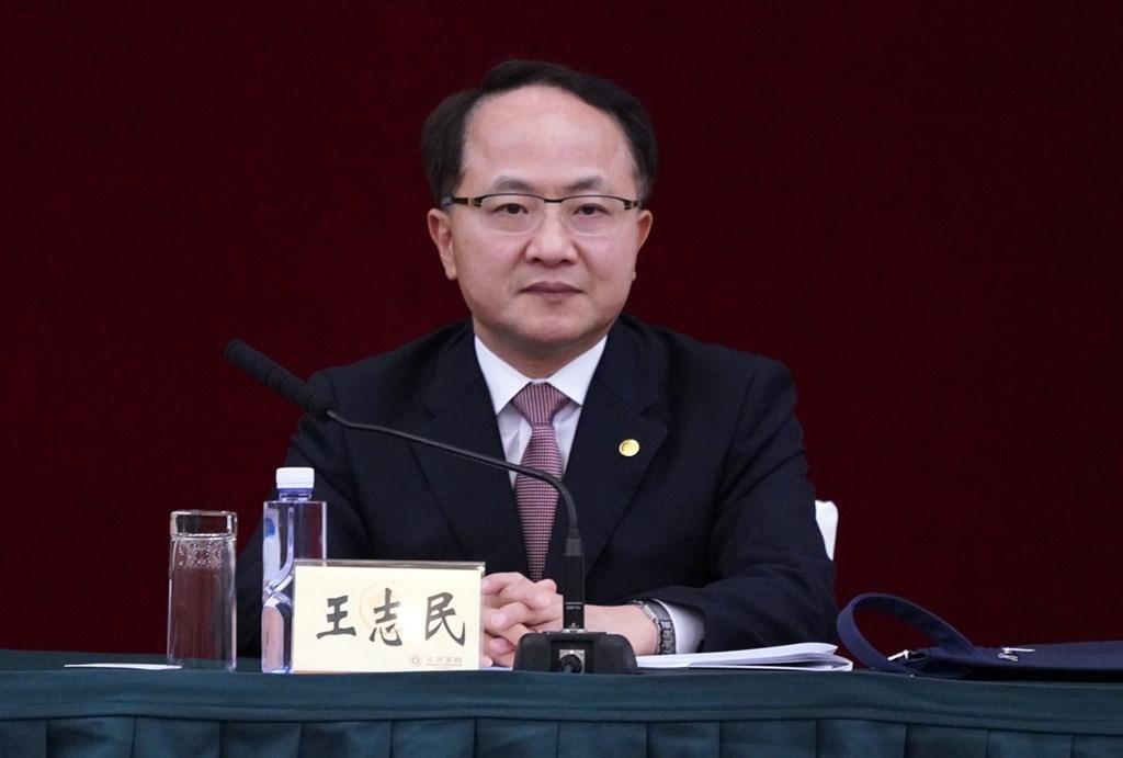 香港中聯辦主任王志民(圖)3日強調,他本人和中聯辦全體同事會繼續按照中共總書記習近平關於香港的重要講話精神,履行好中聯辦的職責。(檔案照片/中新社提供)