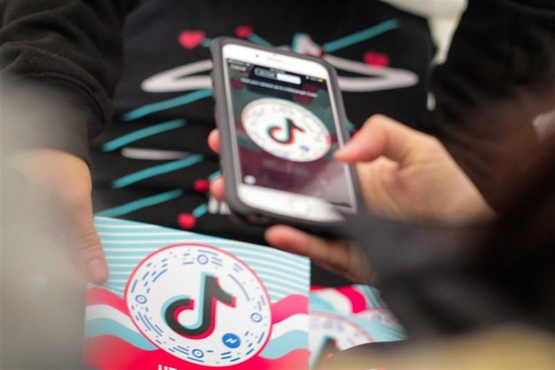 美國加州一名女大學生控告中國社群媒體抖音把私人用戶資料轉移到位於中國的伺服器。(圖取自facebook.com/tiktok)