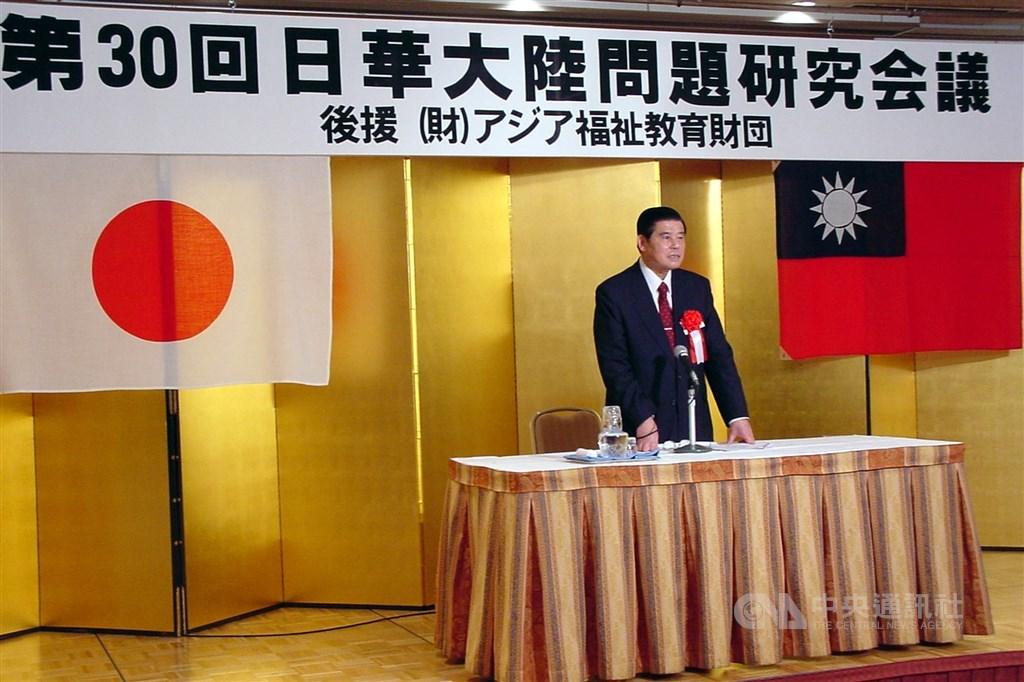 後生晚輩口中的「曾老師」、前總統府資政曾永賢3日晚間在台北過世,享耆壽97歲。(中央社檔案照片)
