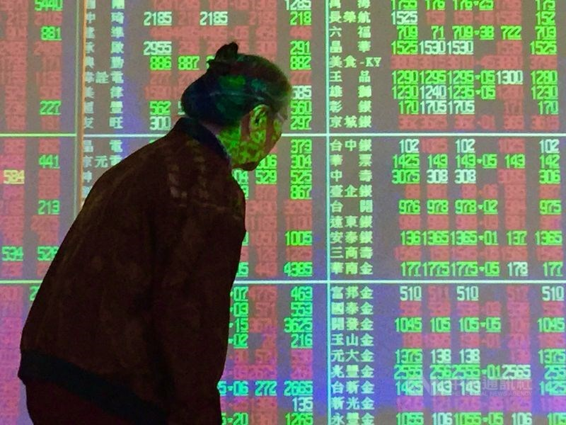 台股5日開盤漲36.28點,加權股價指數為11546.75點。(中央社檔案照片)