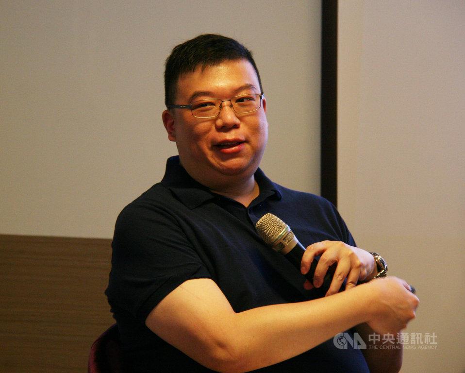 香港本土派歷史研究者徐承恩(圖)認為,台灣如果真的要幫助香港,就是要做好「保國衛台」。中央社記者繆宗翰攝 108年12月14日